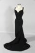 """Madame X"" Dress by Luis Estevez Highlight of Kaminski Auctions Spring Vintage and Couture Sale June 7th at 6:00PM, Beverly, Massachusetts"