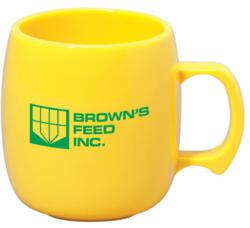 Corn Plastic Mug from Bagwell Promotions