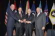 CGSC Foundation Presents Retired General David H. Petraeus with 2012...