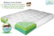 Gel Infused Soy Based Memory Foam
