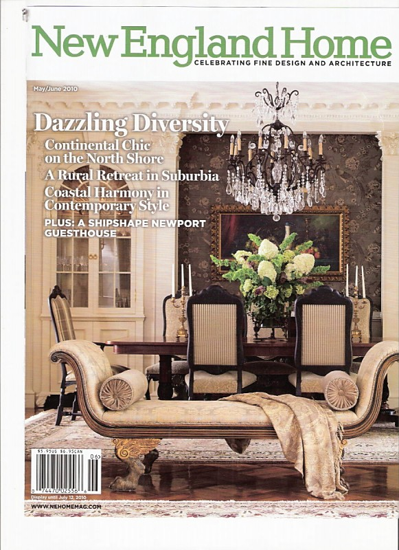 Award Winning Home Featured On The Cover Of New England Magazine