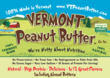 The Vermont Peanut Butter Company is Nutty about Nutrition -- HIGH-PROTEIN and KICKSTARTER -- The Newly Added Ingredients