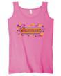 HipSnacks t-shirt in Azalea Pink
