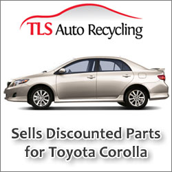 Toyota Corolla Parts