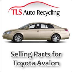 Toyota Avalon Parts