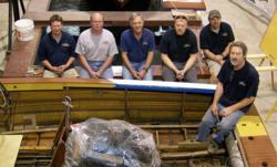 antique & classic boat restoration