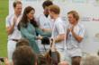 Kate Middleton with Prince Harry