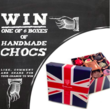 Indigo Furniture Launch Competition with Holdsworth Chocolates