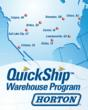 Horton continues rapid expansion of its QuickShip warehouse program