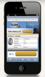 Tire Facebook App