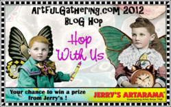 ArtfulGathering.com and JerrysArtarama.com team up to promote online video art classes