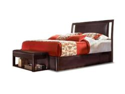 Broyhill Alliance Panel Bed and Bench