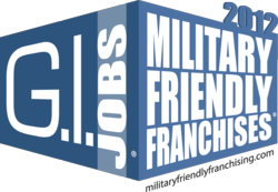 Military Friendly Franhcises