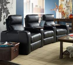Lane Furniture 222 End Zone Home Theater Seats
