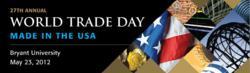World Trade Day logo