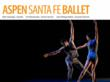 The stage is set once again for the Aspen Santa Fe Ballet at the Lensic, Santa Fe's Performing Arts Center with the company's 2012 Summer Dance Season Performances schedule announcement.