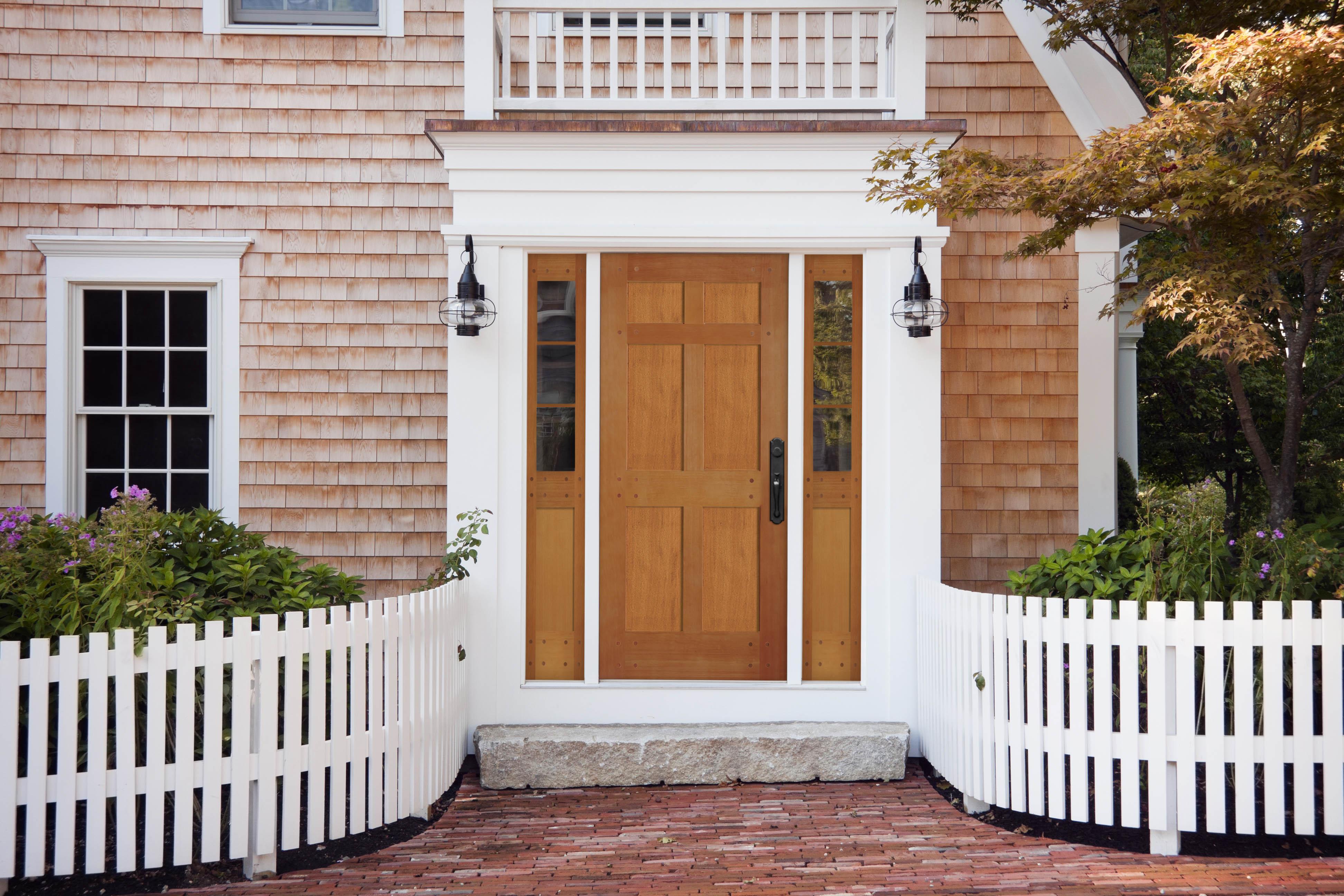 2592 #966335 Simpson Nantucket Collection 77132 Door In Doug Fir With 77703  save image Simpson Fir Doors 41973888