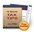 Attorney Lee Phillips Announces 10 Tax Tips To Save Taxes