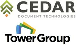 Cedar Document Technologies and CEB TowerGroup