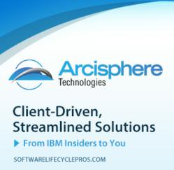 Arcisphere Technologies - Insider IBM Rational Consulting Experts