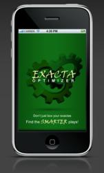 Exacta Max available on iPhone