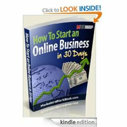 How to start an online business | Marketer's Black Book