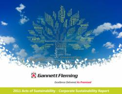 Gannett Fleming Corporate Sustainability Report
