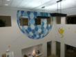 Johnny Botts, Mural, Facebook, Wonderball, Lobby