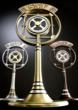 New York Festivals Radio Awards Trophies