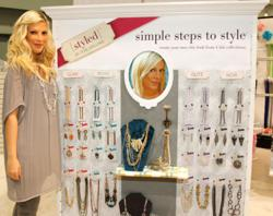 Styled by Tori Spelling - A Chic New DIY Fashion Jewelry Line