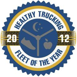 2012 Healthy Trucking Fleet of the Year - Celadon Group, Inc.
