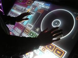DJ Touchscreen