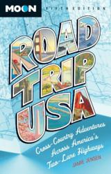 Road Trip USA guidebook