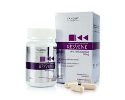 Resvene - Natural Anti-aging and Cell-revival Formula Made with 98% Trans Resveratrol, Quercetin and Chilean Wine Extract
