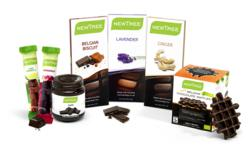 Innovative flavors with health-promoting ingredients that are organic and fair trade