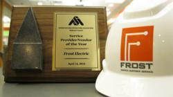 Frost Tool Supply St. Louis is your one stop shop for electric supply, fasteners and more.