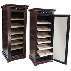 Electronic Controlled Cigar Cabinet Humidor