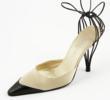 Chanel Birdcage Shoe