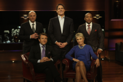 Season 4 of ABC Television Series Shark Tank Presents Tougher Odds and Stiffer Competition for Rob Budryk, Inventor of the ZipBoard Coach Board