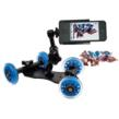 "Available at Adorama's iPhone Toolshed, the ingenious Flashpoint Video ShootSkate lets you create smooth, Hollywood-style ""dolly"" shots with your iPhone."