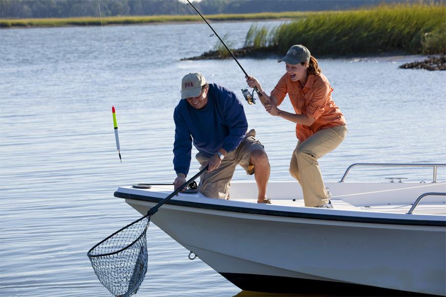 хобби женское сословие рыбалка