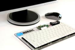 Nordic nRFready µBlue Desktop