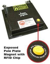 RFID for Industrial Magnetics' Magnetic Separators
