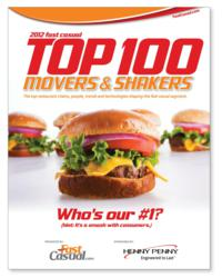 2012 Fast Casual Top 100 Movers & Shakers
