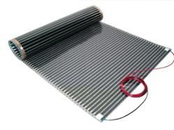 InfraFloor Film Radiant Floor Heating System for Laminate and Wood Floating Floors