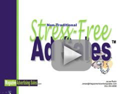 Jenae Rubin explains questions to ask for stress-free ad sales
