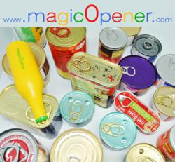 The Extreme Magic Can Opener