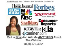 Call Karla Dennis For Advice Now - Free!