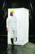 disposable decon shower enclosures