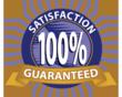 100% Satisfaction Guarantee
